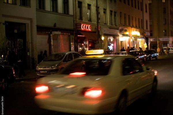 Nuit de taxi