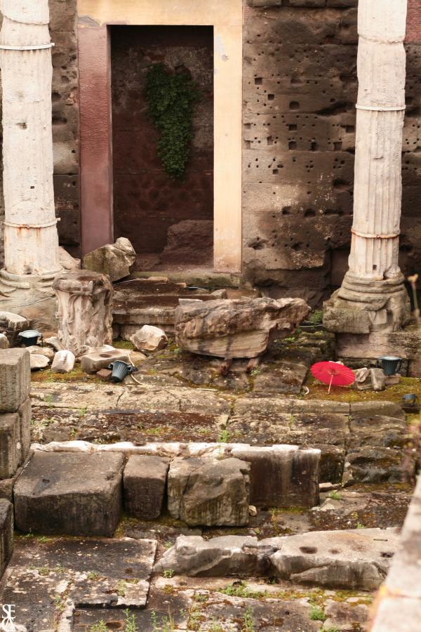 La magie de l'antiquité romaine à Rome