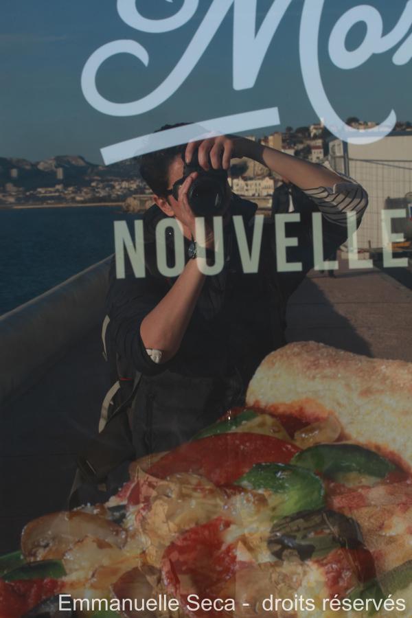 La pizza et moi