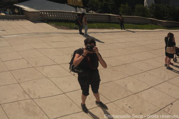 Chicago Selfie