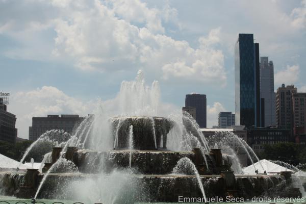 Chicago Millemium Park