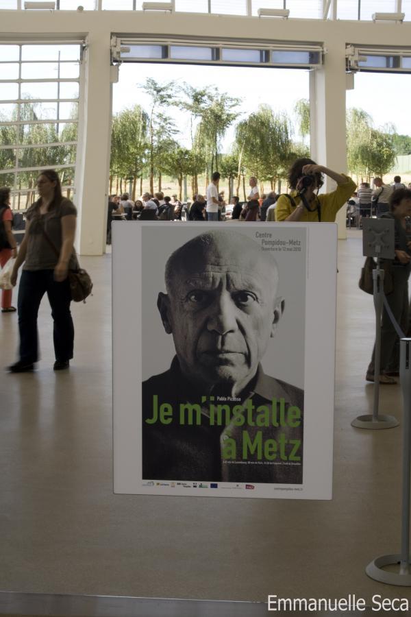 Et Picasso aussi bien entendu