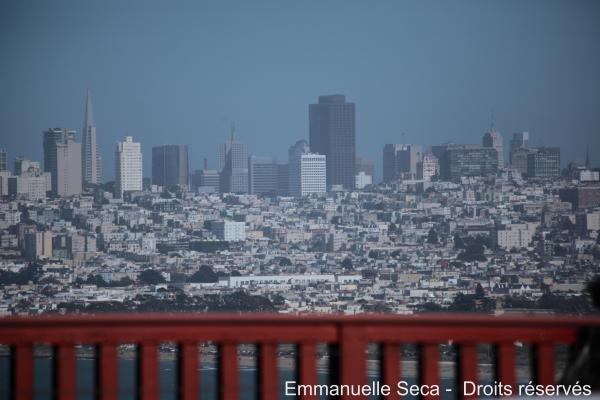 San Fran : Golden life