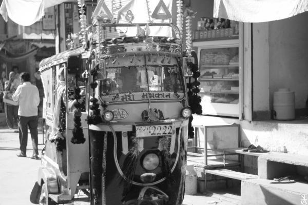 Tuktuk - rickshaw