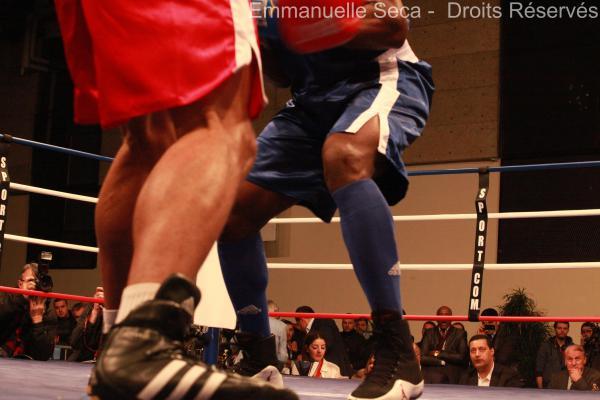 Boxe des jambes