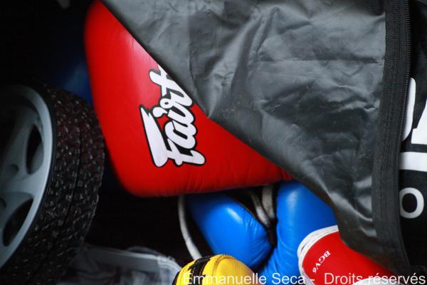 David Lemaire (trousse de boxe)