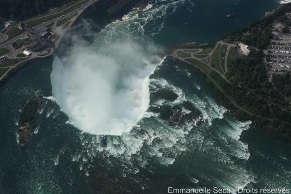Niagara from the sky 3