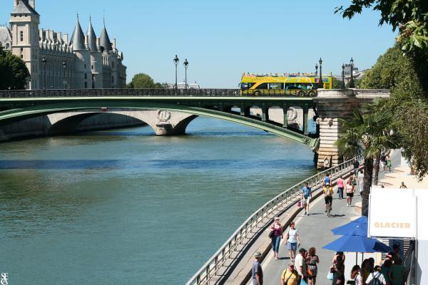 Paris d'été