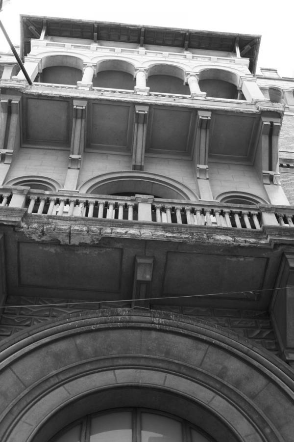 Balcone senza Giulietta